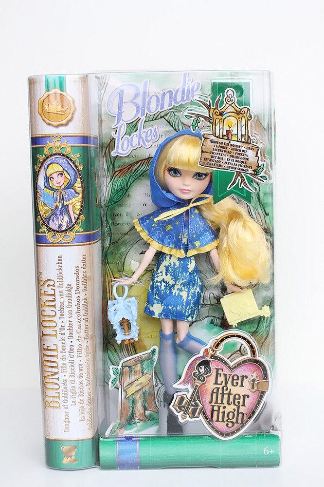 Ever After High DHF93  puppen doll Blondie Lockes Through The Woods Zauberwald