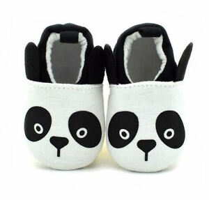 NWT Baby Girls Owl Gray Soft Sole Crib Shoes Booties 0-6 M 6-12 M 12-18 M