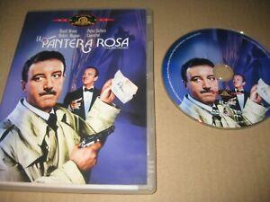 La-Panthere-Rose-DVD-David-Niven-Robert-Wagner-Peter-Sellers