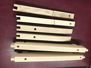 1940 1941 Ford Pickup Cab Mounting Wood Kit As Original Ebay