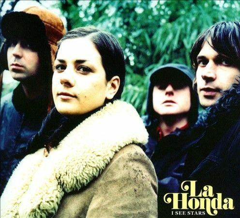LA HONDA**I SEE STARS**CD