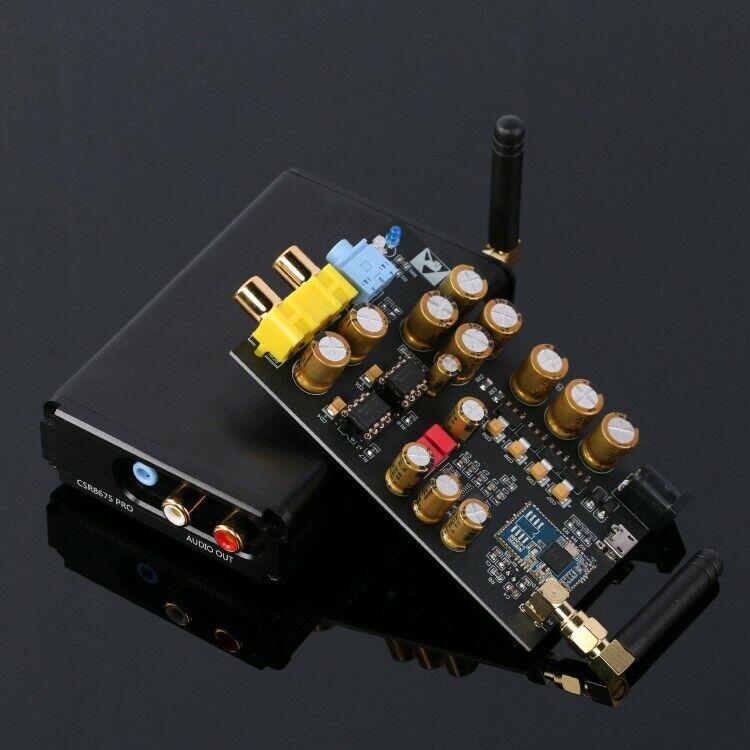 Bluetooth 5.0 Audio Module BT5.0 CSR8675 Chip Support APTX-HD Finished PA214#
