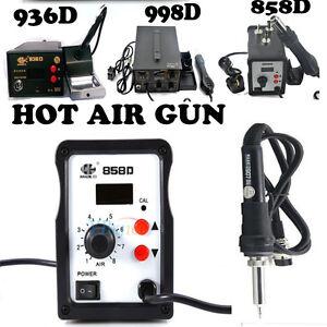 SMD-HOT-AIR-REWORK-SOLDERING-STATION-TOOL-936-858D-998D-UK-Plug
