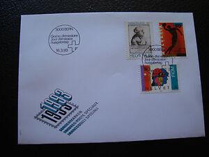 Switzerland-Envelope-1er-Day-16-3-1993-cy77-Switzerland