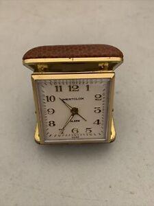 vintage-Westclox-Wind-Up-Travel-Alarm-Clock-Works-Time-Watch