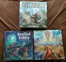 Aftermath Adventure Book Board Game by Plaid Hat Games Phgph3000