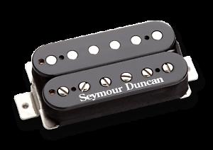 New Seymour Duncan SH-4 JB 4-Conductor Humbucker Guitar Pickup Black in Box USA