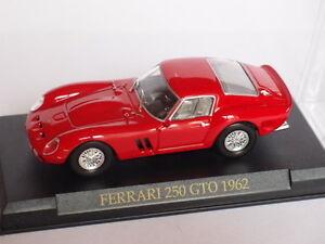 Ferrari-250-GTO-1962-echelle-1-43-Voitures-de-Reve