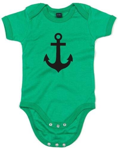 Popeye Pirate Tattoo Popeye inspired Kid/'s Printed Baby Grow