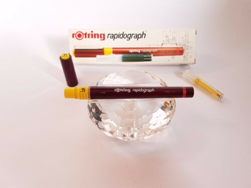 rOtring Rapidograph Pen Replacement Nibs Technical Pen Different Sizes
