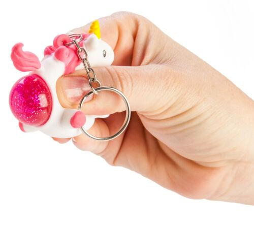 Palpi Licorne Porte-clés-NV375 Porte-clés Stress Relief Squeeze Squidgy Cheval