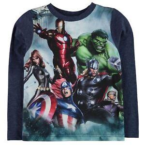 Offiziell Lizenziert Avengers Thor Iron Man Jungen