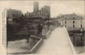 CPA Bourdeilles - Pont et Chateau-Fort (1081751)