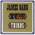 Thirds by James Gang (CD, Sep-1991, Beat Goes On)