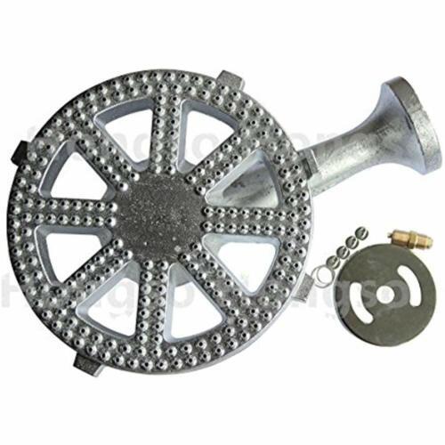 "High 10/"" CBBG14 Silvery Cast-Iron Replacement Banjo Burner For 30 PSI Regulator"
