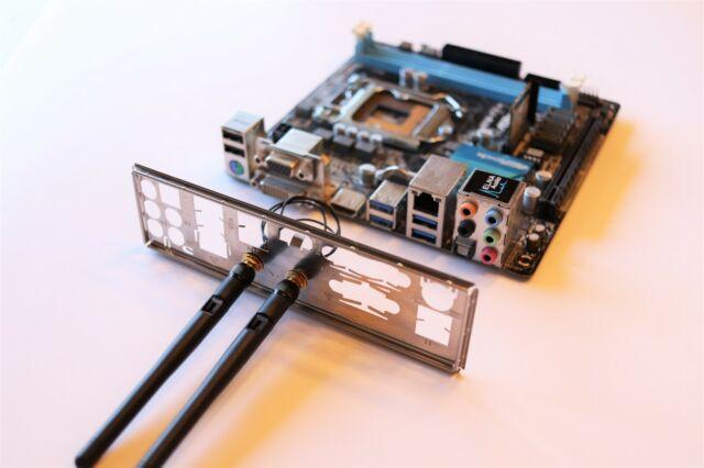 ASRock Z97E-ITX/ac, LGA 1150, Intel Motherboard for sale ...