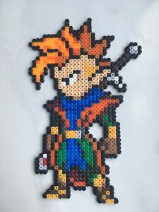 Pixel Art Perles A Repasser Dragon Ball Tapion Ebay