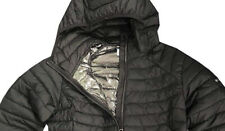 S-M-L-XL NEW Columbia Women White Out ll Omni Heat Hooded Jacket Puffer