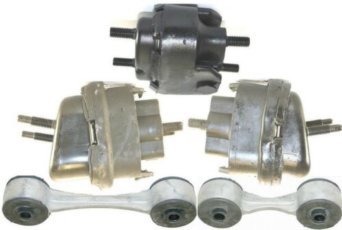 5PC  MOTOR MOUNTS FOR 1994-1999 CADILLAC DEVILLE ENGINE 4.6L FAST SHIPPING