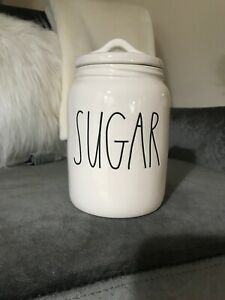 Rae-Dunn-baby-034-SUGAR-034-Canister-VHTF-Baby-canister