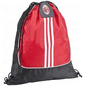 adidas AC Milan 2012 2013 Soccer Shoe Sack Gym Pack Fitness