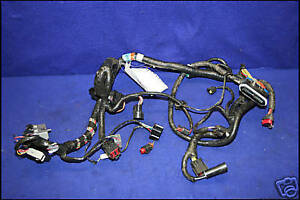 1998 98 FORD MUSTANG 4.6 ECU ENGINE WIRING HARNESS 5 SPEED GOOD USED | eBayeBay