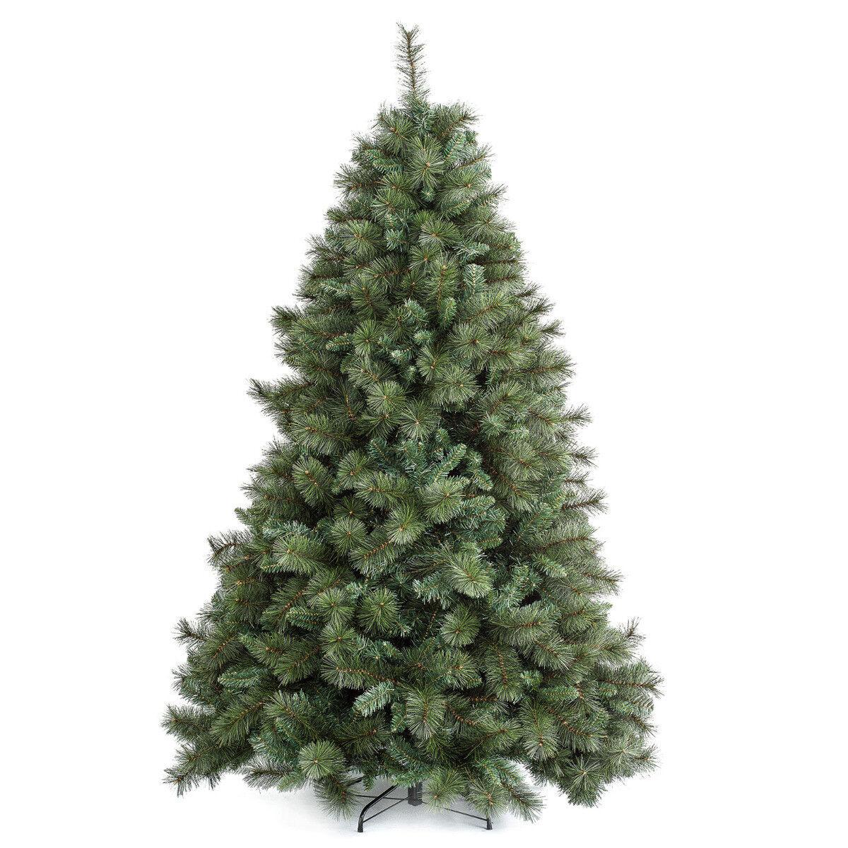 Albero di Natale Milton 1024 rami h 180cm PP e PVC Imponente
