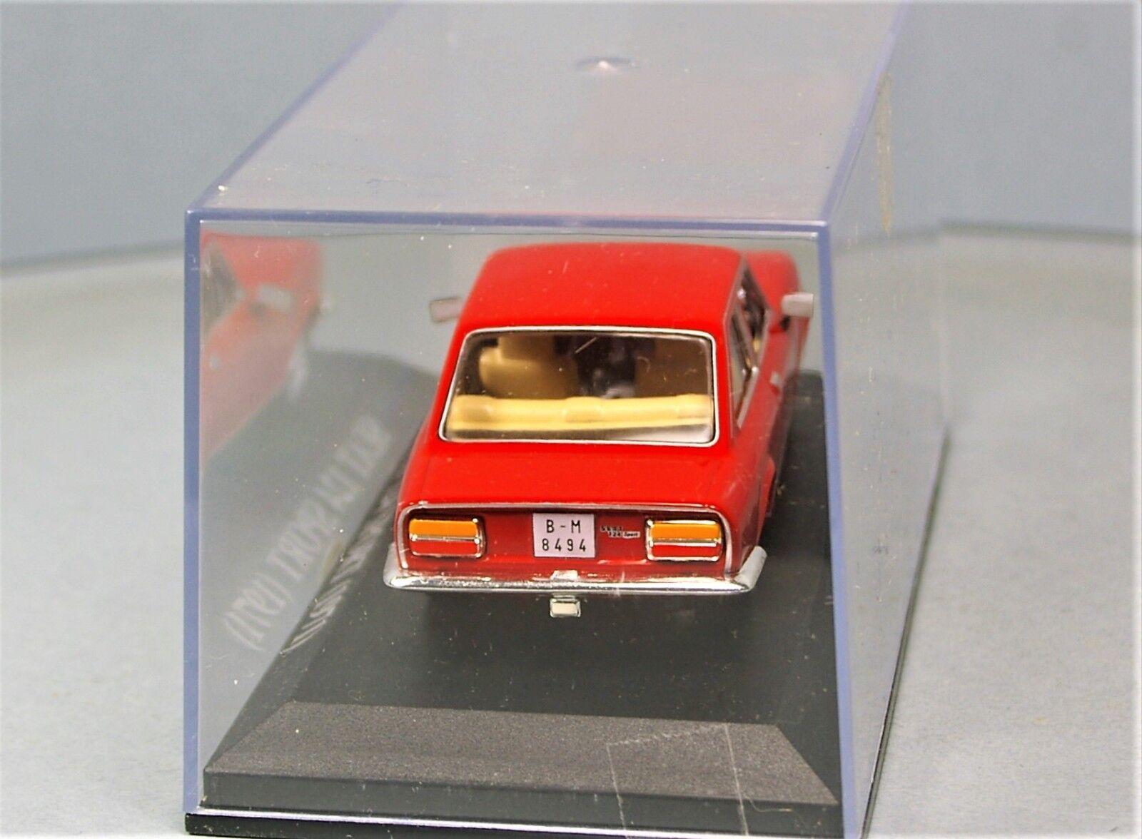 SEAT 124 SPORT 1971 Spain Spain Spain Edit. Similar FIAT - IXO 1 43 - 1 43 NEW & BOX RaRe 16bda9