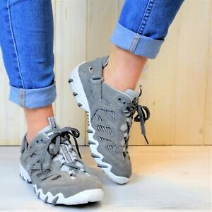 ALL-ROUNDER-BY-MEPHISTO-NIWA-WOMEN-039-S-SPORT-SHOES-GREY