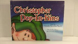 CHRISTOPHER-POP-IN-KINS-034-POPS-IN-034-ELF-STORYBOOK-LARGE-SIZE-HARDCOVER-BOOK
