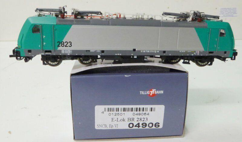 Tillig 04906 Tt Electric Locomotive Elektrolokomotive Series 28 Sncb Ep.5 6