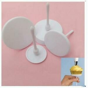 Decoration-Cake-Cupcake-Flower-Nails-Set-Rack-Tray-Cream-Sugar-Craft-Tools-SM3