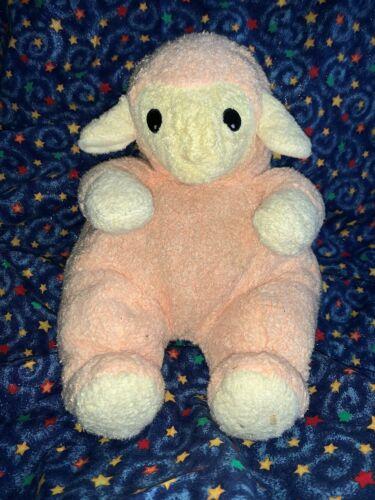 "Ty Baby Ty LAMYBABY the Lamb 9/"" Plush Stuffed Animal Rattle Toy"