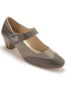 Détails titre 538 en PEDICONFORT Mary Cuir sur 61 afficher Jane CHAUSSURES Femme BNWTRRP TaupeBeige Chaussures le £ 99 d'origine stQhCxrdB