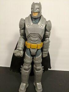 Armored-Batman-Collectible-Action-Figure-12-Mattel-2015-DPH37-DC-Comics