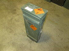 Large Waterproof Steel 120mm Ammo Can Military Surplus for Survivalist, Preppers