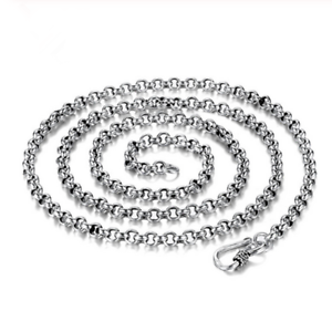 925-Sterling-Silver-Belcher-Chain-Necklace-3-5mm-16-18-20-22-24-30-32-34-36-039-039