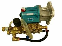 67dx39g1i Cat Pressure Washer Pump 4 Gpm 4000 Psi Plumbed Thermal Release