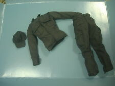 "Hot Toys Secret Service ERT 1/6 Scale MALE shirt+pant+cap for 12"" figure use"