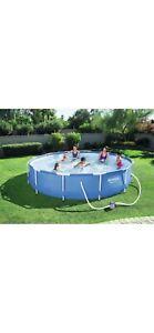 Bestway Steel Pro Swimming Pool Set 305x76cm 56679