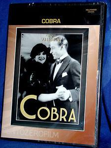 COBRA (1925) DVD R.Valentine H.Sarno NUOVO SIGILLATO!!! - Italia - COBRA (1925) DVD R.Valentine H.Sarno NUOVO SIGILLATO!!! - Italia
