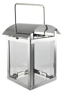 902000097 kaheku laterne neptun edelstahl 16 35h leuchter edelstahl windlicht ebay. Black Bedroom Furniture Sets. Home Design Ideas
