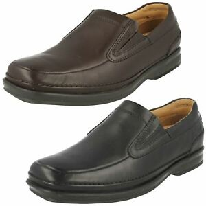Formal Shoes Liefern Mens Clarks Scopic Step Wide Slip On Shoes Unterscheidungskraft FüR Seine Traditionellen Eigenschaften
