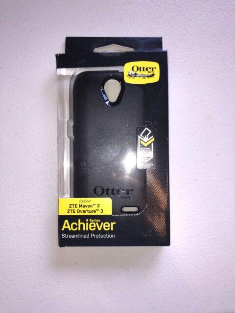 quality design 1f3c8 d3b73 ZTE Maven (overture) 3 OTTERBOX Achiever Case - Black
