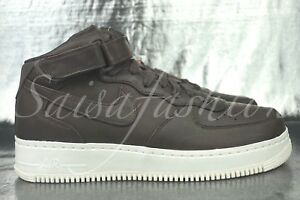 newest 052a3 30914 Image is loading Nike-Air-Force-1-Mid-Velvet-Brown-905619-