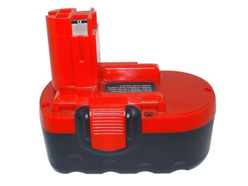2000mAh Akku für Bosch 3453 3860RK 3453-01 345301 3860K 2607335536,18V