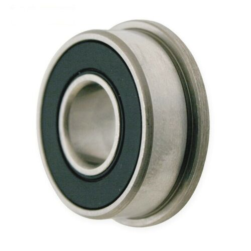 F6882RS Rubber Sealed Flange Bearing 8x16x5mm Free UK Postage
