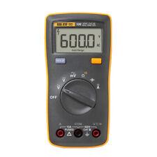 Fluke 106 Handheld Digital Multimeter 600v 10a Cat Iii Meter Multimeter