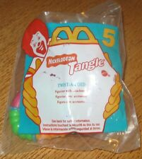 1996 Nickelodeon Tangle Twist A Zoid McDonalds Happy Meal Toy #5