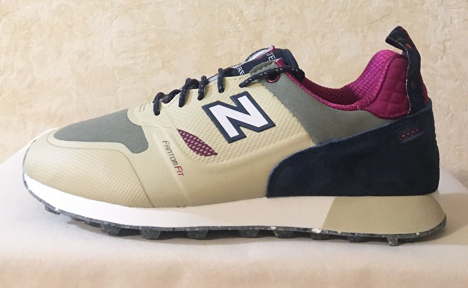 Men New Balance Trailbuster Re-engineered lifestyle Lace Up Shoes Dust TBTFHTP